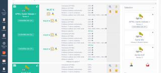 Intégration des nouveaux produits APRIL sur OGGO Data le jour de leur sortie